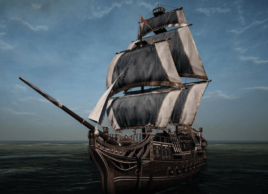 191031 エフェリア重帆船